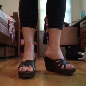 Mossimo Supply Co. Wedge Sandals